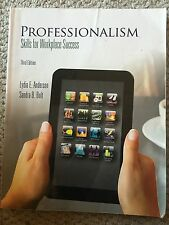 Professionalism: Skills For Workplace Success 3rd Edition