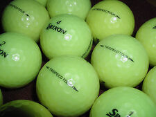 Srixon Yellow Trispeed ........ 12 premium golf balls