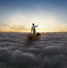 PINK FLOYD - THE ENDLESS RIVER: CD ALBUM (RELEASED ON NOVEMBER 10th 2014)