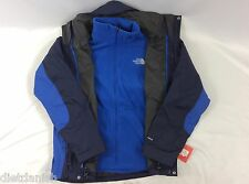 The North Face Men's Peseverance Triclimate Winter Jacket Cosmic Blue Size S