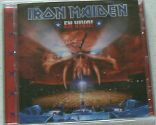 EN VIVO - IRON MAIDEN  (CD x2)  NEUF SCELLE