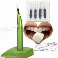 A/Dental Gutta Percha Tooth gum Cutter Endo Cutter Cutting machine 4 Tips 2016