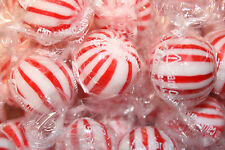 PEPPERMINT JUMBO MINT BALLS HARD CANDY, 5LBS