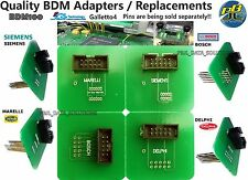 BDM Adaptador Conjunto de 4 Programador Ecu Chip Tuning BDM100 FG Tech Galletto 4 CDM