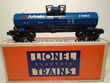 LIONEL O GAUGE  #17885 ARTRAIN TANK CAR NEW IN ORIGINAL BOX
