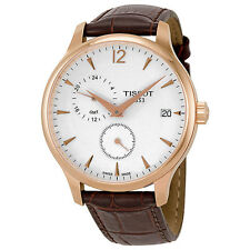 Tissot Tradition Rose Gold-tone Mens Watch T0636393603700