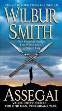Acc, Assegai, Wilbur Smith, 0312570406, Book