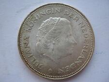 Netherlands silver 10 Gulden 1970