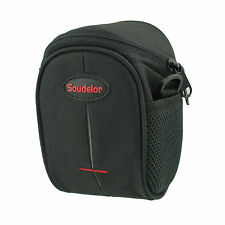 Shoulder Waist Camcorder Case Bag For Sony Handycam CX450