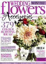WEDDING FLOWERS & ACCESSORIES Nov-Dec/2015 379 Colour Ideas SMELL OF W-DAY @New@