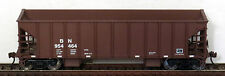 MOW TRAINS HO Walthers BURLINGTON NORTHERN Ballast Hopper BN 954464 Work Train