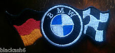 Bikers BMW Patch