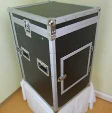 16/12 HE Kombicase L-Rack Winkelrack Doppel-CD-Player & Mixercase DJ-Rack NEU