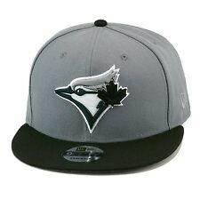 New Era Toronto Blue Jays Snapback Hat Cap GREY/BLACK/Current jordan 1 og shadow