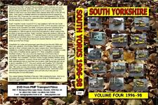 2761. Sth Yorkshire Archive Volume 4. UK. Buses. Covers Sheffield 24th Feb 1996