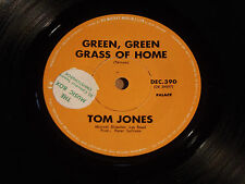 "TOM JONES - GREEN GREEN GRASS OF HOME / IF I HAD YOU - 7"" from NEW ZEALAND  (14)"