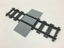 LEGO CITY RAIL TRAIN passage a niveau 60052, 60051, 60098, 7939