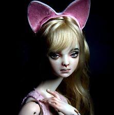 Eleven, OOAK Fine Art Porcelain BJD Doll by Forgotten Hearts FHDolls