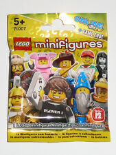LEGO Mini figures Series 12 ONE SEALED PACK Contains 1 Random minifigure 71007