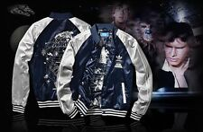 Adidas Originals Star Wars Chaqueta Cazadora de Satinado Talla todos los disponibles
