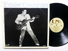 EDDIE COCHRAN Legendary Masters Series 2xLP Rockabilly NEAR-MINT   Lc95