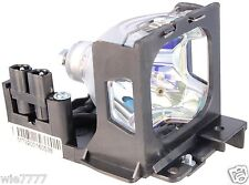 TOSHIBA TLP-T620, TLP-T621, TLP-T721 Lamp with OEM Original Ushio bulb inside