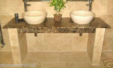 Sample of Classic Filled & Honed Travertine Wall & Floor Tiles