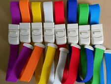 10pcs Tourniquet Quick Slow Release First Aid Paramedic Buckle Outdoor Strap