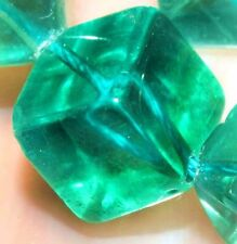 12mm Fluorite Cube Gemstone Loose Beads 10pc