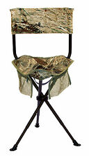 1489DSG Travel Chair Mossy Oak Duck Blind Camo Ultimate Wingshooter Stool