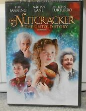 The Nutcracker THE UNTOLD STORY (DVD, 2012 Canadian) RARE ELLE FANNING BRAND NEW