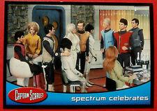 El capitán escarlata-tarjeta #52 espectro celebra Tarjetas inc. 2001