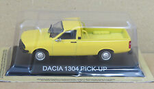 "DIE CAST "" DACIA 1304 PICK-UP "" LEGENDARY CARS SCALA 1/43"