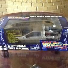 BACK TO THE FUTURE III 3 DeLorean Time Machine Car Diamond Select MIB unopened