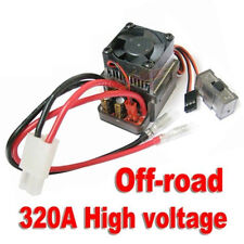 320A High Voltage Brushed ESC Speed Controller for RC Off-road Car Truck