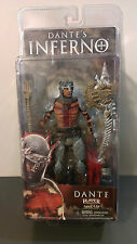 Neca Dante Dante's Inferno Action Figure toy rare EA