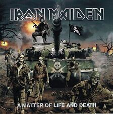 (CD) IRON MAIDEN-A Matter of Life and Death-Different World, tra l'altro