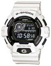 Casio G Shock Mens Tough Solar Watch White GR-8900A-7ER