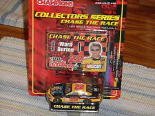 2001  Racing Champions 1/6  NASCAR diecast. $5.00 EACH CAR!! You pick 1 of 12 !!