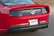 2010-2012 Ford Mustang V6 GT GTS Smoke Acrylic Center Taillight Blackout NEW