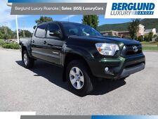Toyota: Tacoma Base