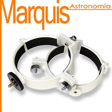 Copia di anelli per ED 80 AO‐TRED80 e 100 mm  foto Astronomia Marquis Skywatcher