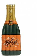 Inflatable Champagne Bottle Pool Float Swim Swimming Indoor Outdoor Water Sports