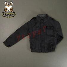 ACI Toys 1/6 773 Fashion Jacket Set: S.Roger Set #B_ Deep Grey Jacket_Bid AT087A
