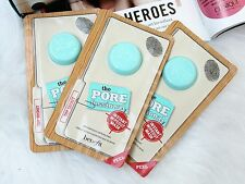 3x Benefit The Porefessional Instant Wipeout Mask new