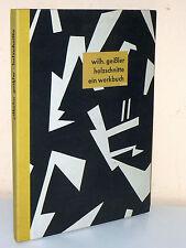 Wilhelm Geißler: HOLZSCHNITTE. Ein Werkbuch. Exemplar Nr. 62