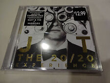 JT Justin Timberlake The 20/20 Experience CD Mirrors Suit & Tie etc new ~
