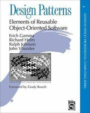 Design Patterns: Elements of Reusable Object-Oriented Software Erich Gamma, Ric