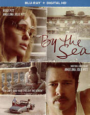 By the Sea (Blu-ray Disc, 2016, Includes Digital Copy UltraViolet)
