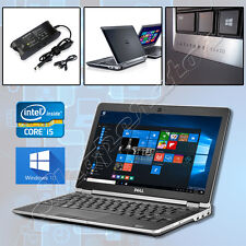 Dell Latitude Laptop E6430 i5 4GB Ram 320GB HDD Windows 10 14""